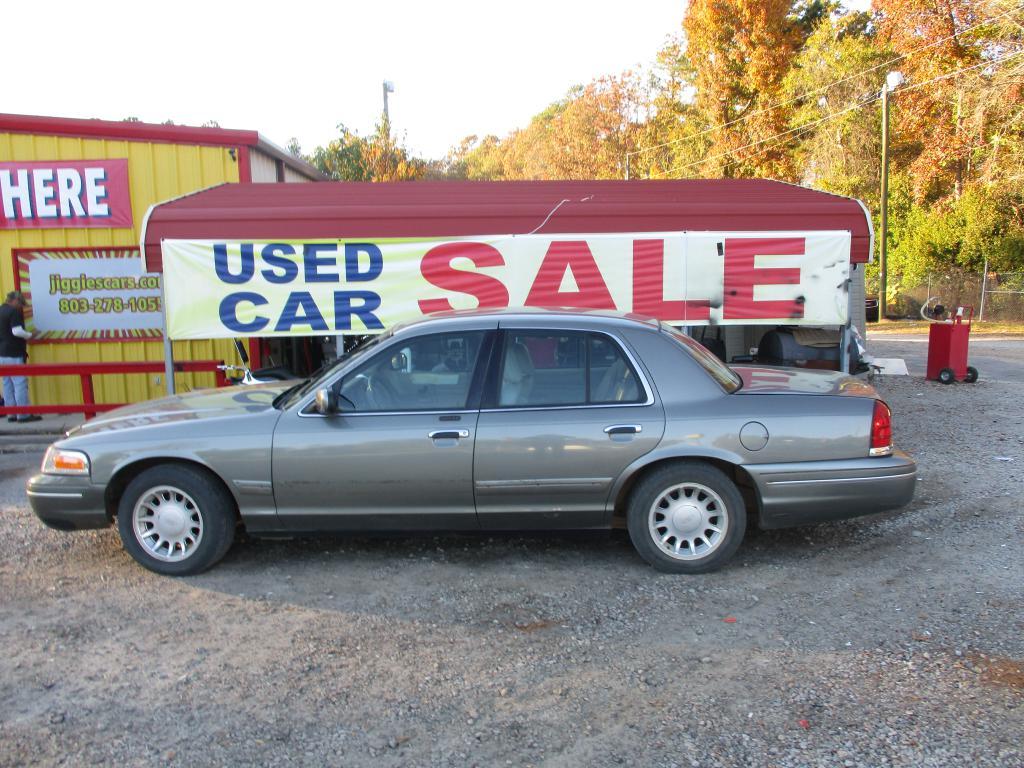 2004 MERCURY GRAND MARQUIS 2MEFM74W04X628071 JIGGIE'S TRUCK & AUTO SALES LLC