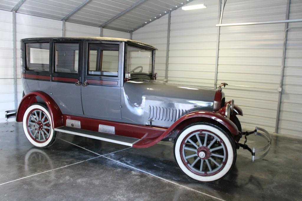 1922 Studebaker BIG SIX --: 1922 STUDEBAKER BIG SIX  0 BLACK   Automatic