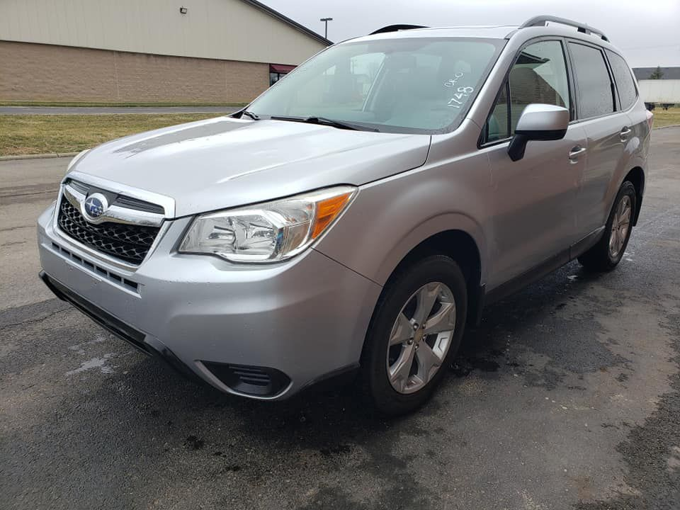 2014 SUBARU FORESTER 2.5I PREMIUM for sale at Northstar Automotive