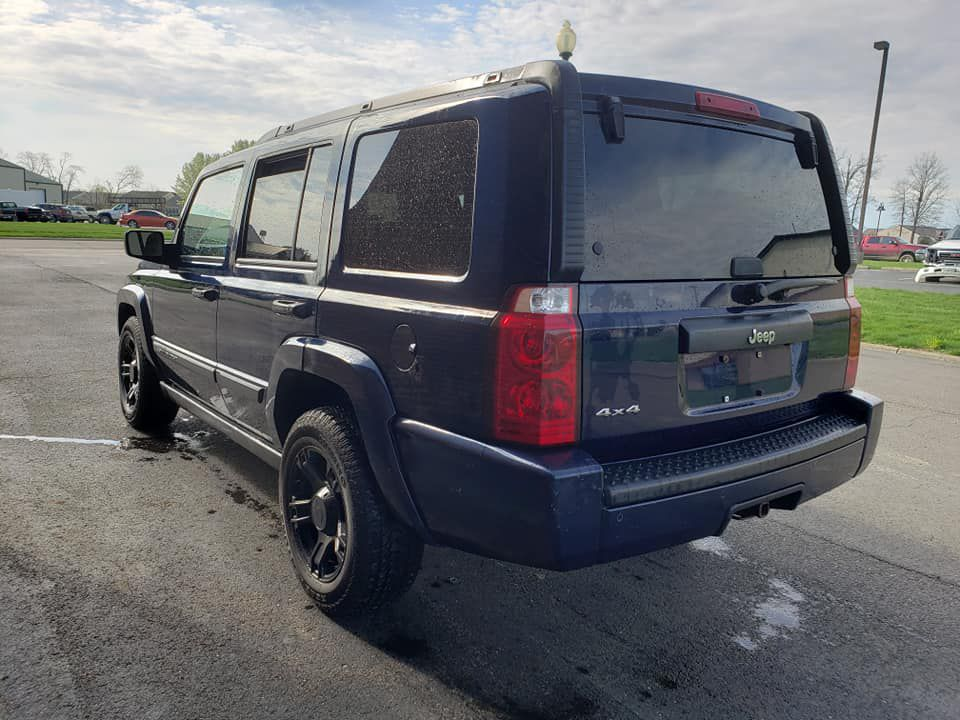 2006 JEEP COMMANDER  for sale at Northstar Automotive