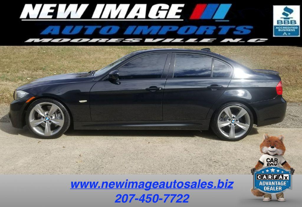 2010 BMW 335 WBAPM7C55AE192312 NEW IMAGE AUTO IMPORTS INC