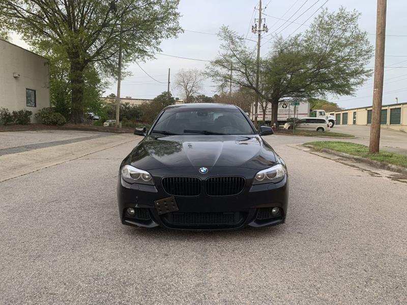 2011 BMW 550 WBAFU9C59BC783277 SUPER AUTO SALES LLC