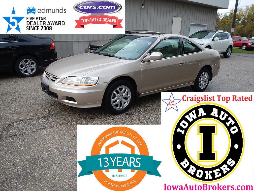 2001 HONDA ACCORD  Iowa Auto Brokers Marion IA