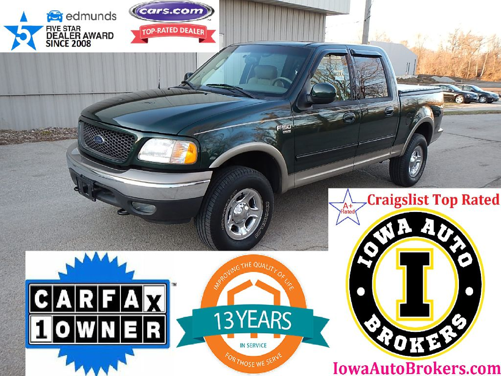 2003 FORD F150  Iowa Auto Brokers Marion IA