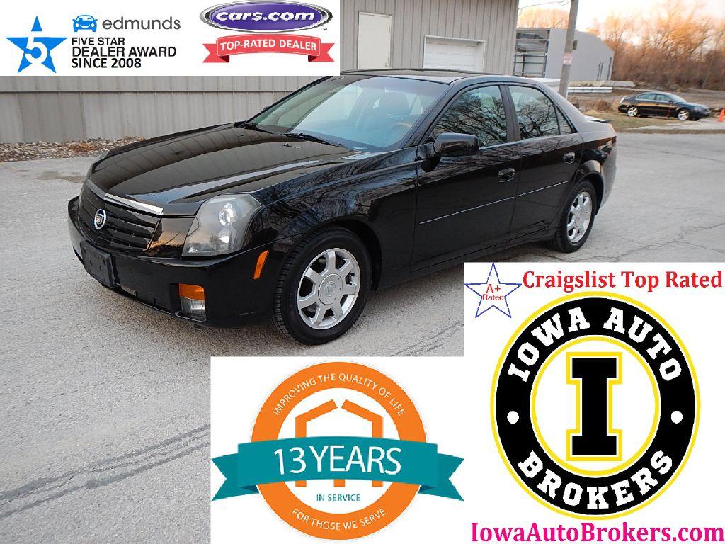 2003 CADILLAC CTS  Iowa Auto Brokers Marion IA