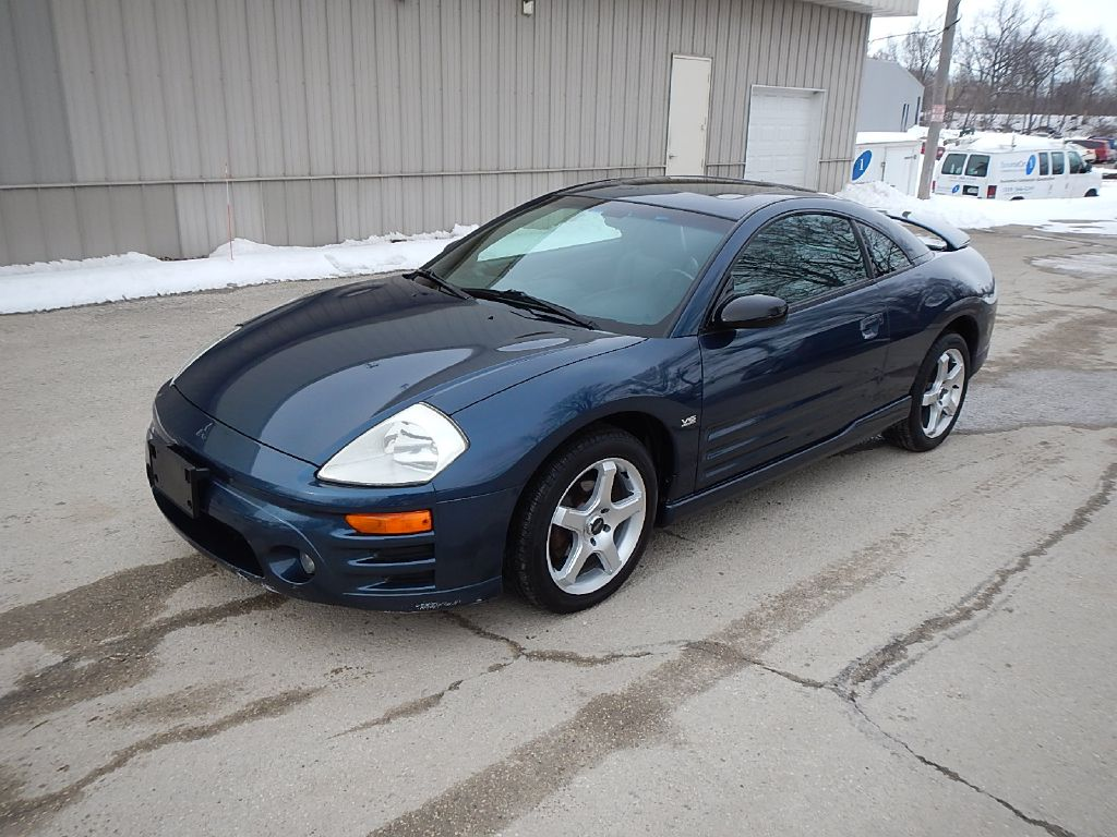 2004 MITSUBISHI ECLIPSE  Iowa Auto Brokers Marion IA