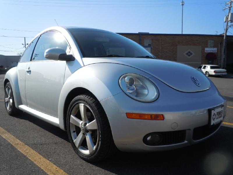 2006 VOLKSWAGEN NEW BEETLE 2.5L OPTION PACKAGE 2