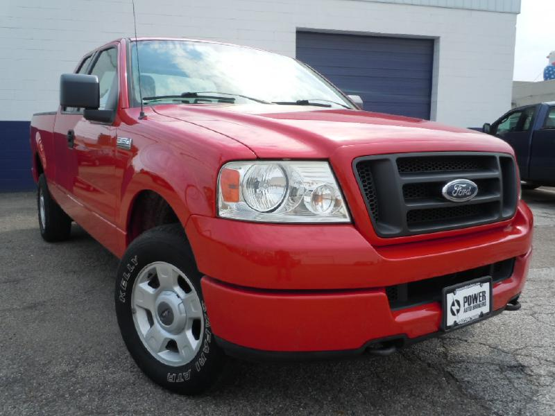 2004 FORD F150 SUPERCAB STX