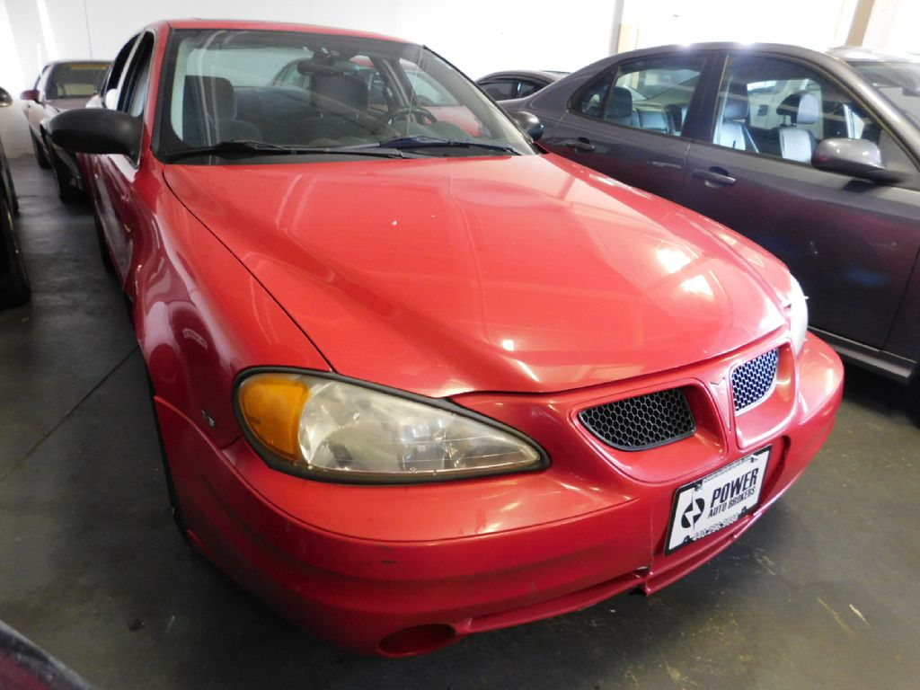 2004 PONTIAC GRAND AM SE