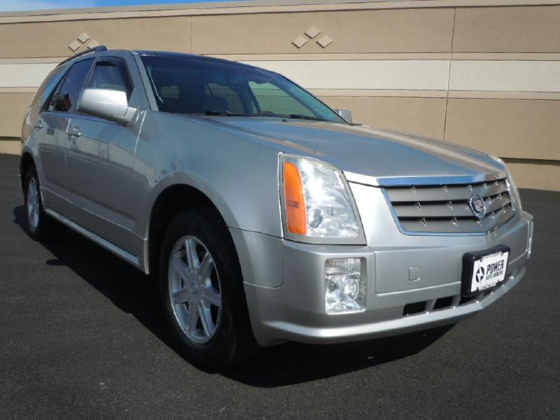 2005 CADILLAC SRX LUXURY AWD