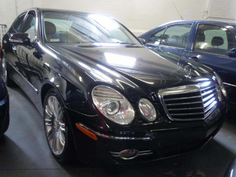 2008 MERCEDES-BENZ E 350 4MATIC