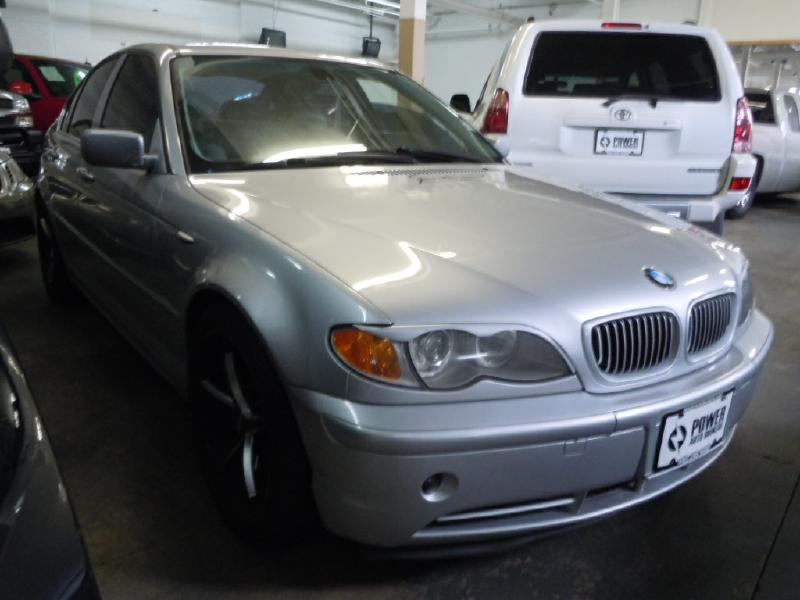 2002 BMW 330 I