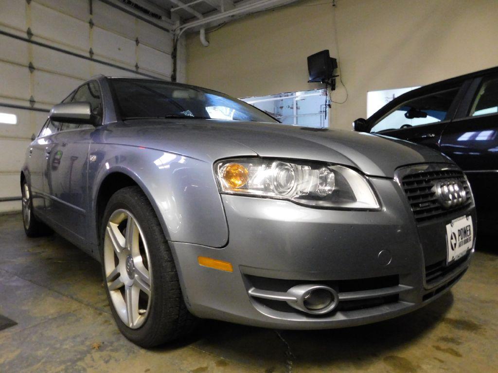 2007 AUDI A4 2.0T AVANT QUAT