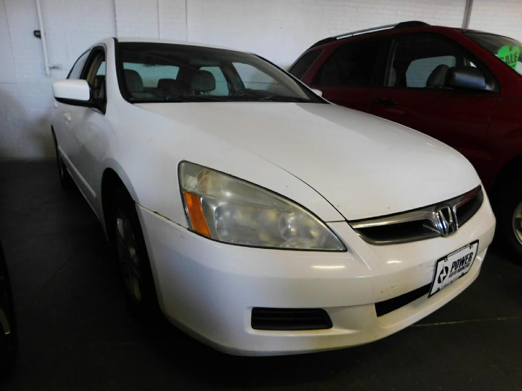 2007 HONDA ACCORD LX SE