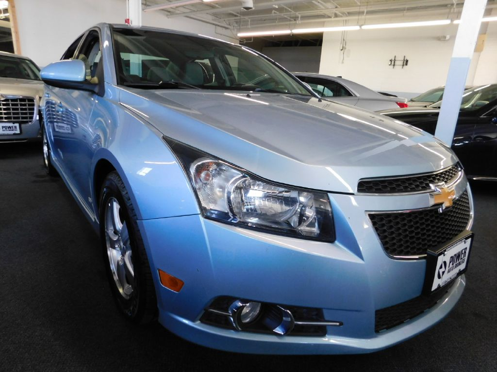 2011 CHEVROLET CRUZE LT w/ RS PACKAGE