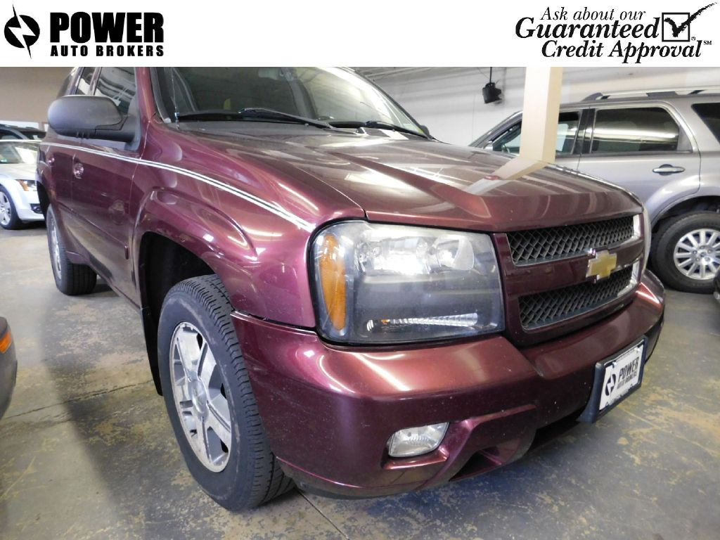 2006 CHEVROLET TRAILBLAZER LT 4x4