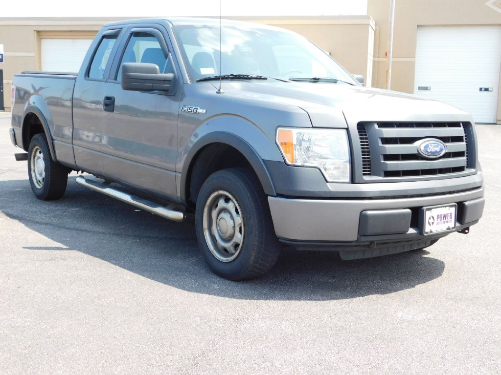 2010 FORD F150 SUPER CAB