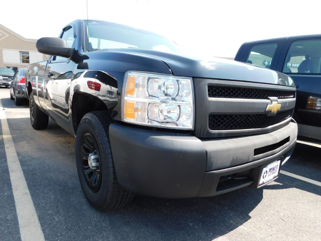 2011 CHEVROLET SILVERADO 1500 LONG BED WORK TRUCK