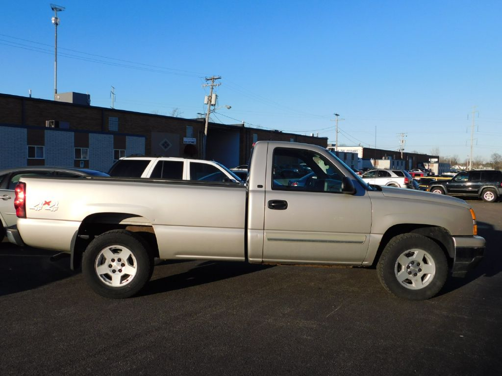 2006 Chevrolet Silverado 1500 Lt 4x4 Reg Cab Long Bed For Sale In Cleveland Oh Power Auto Brokers