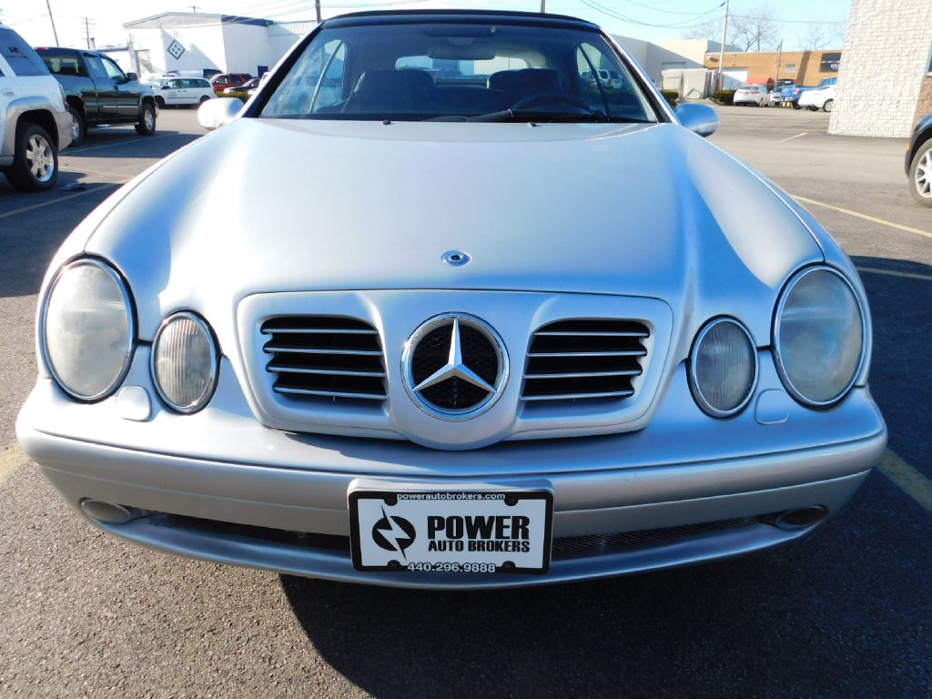 2002 MERCEDES-BENZ CLK 430 for sale in Cleveland, OH ...