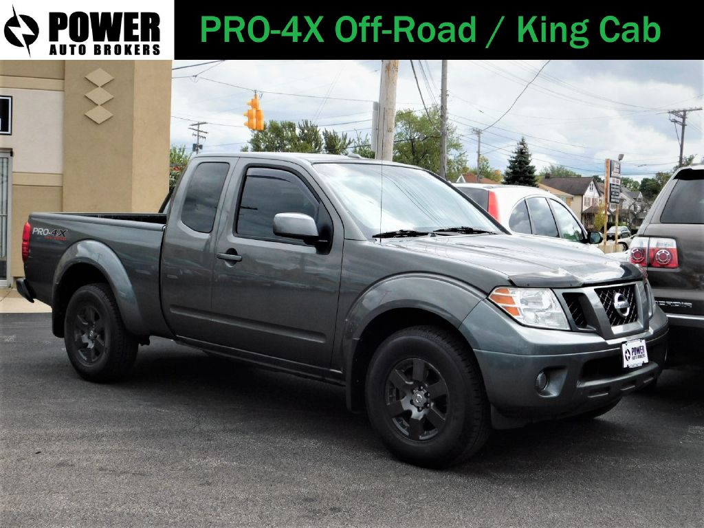 2009 NISSAN FRONTIER KING CAB PRO-4X