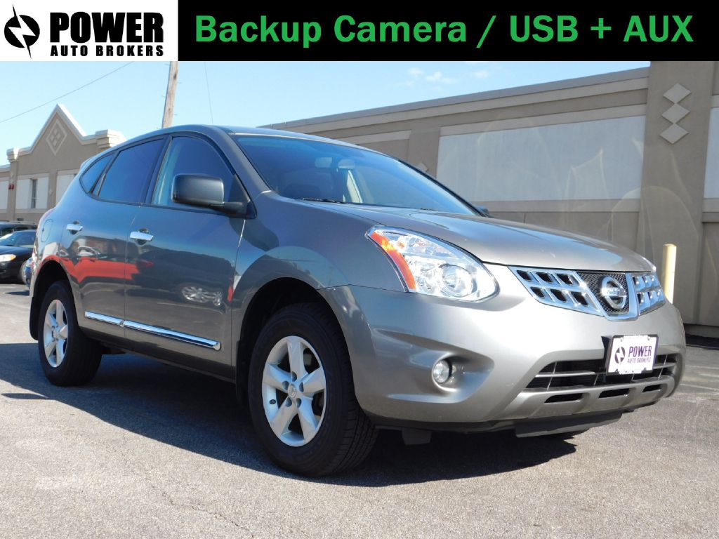 2012 NISSAN ROGUE SPECIAL EDITION