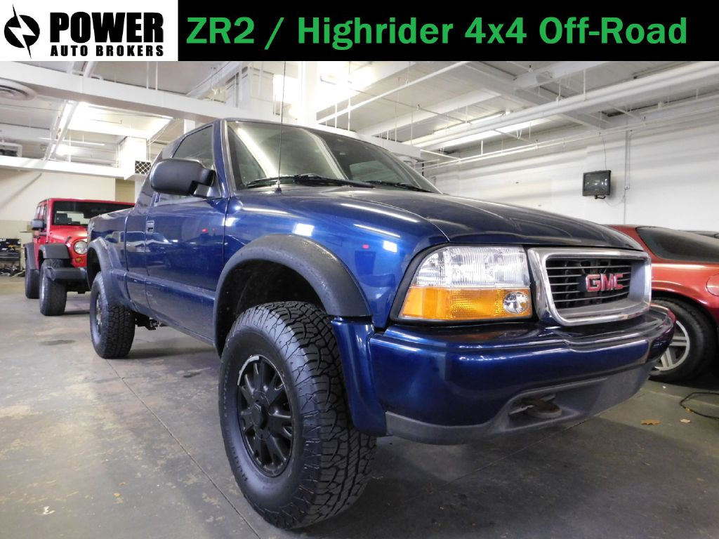 2003 GMC SONOMA ZR2 HIGHRIDER