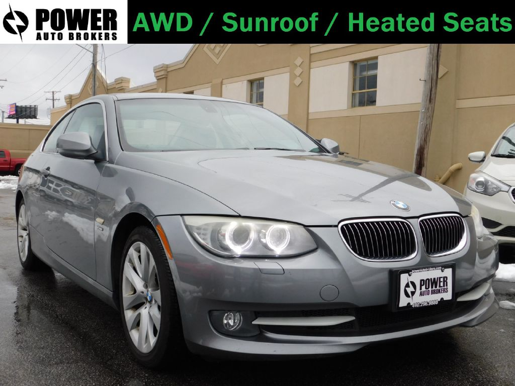 2011 BMW 328I X-DRIVE COUPE