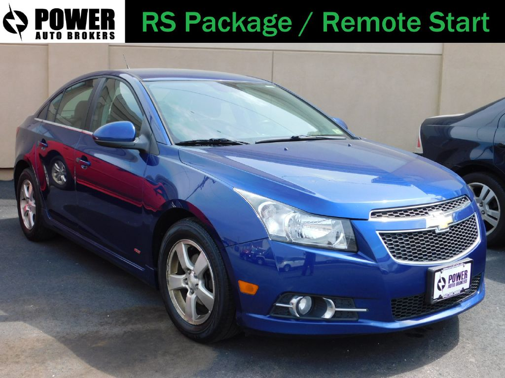 2013 CHEVROLET CRUZE LT w/ RS PACKAGE