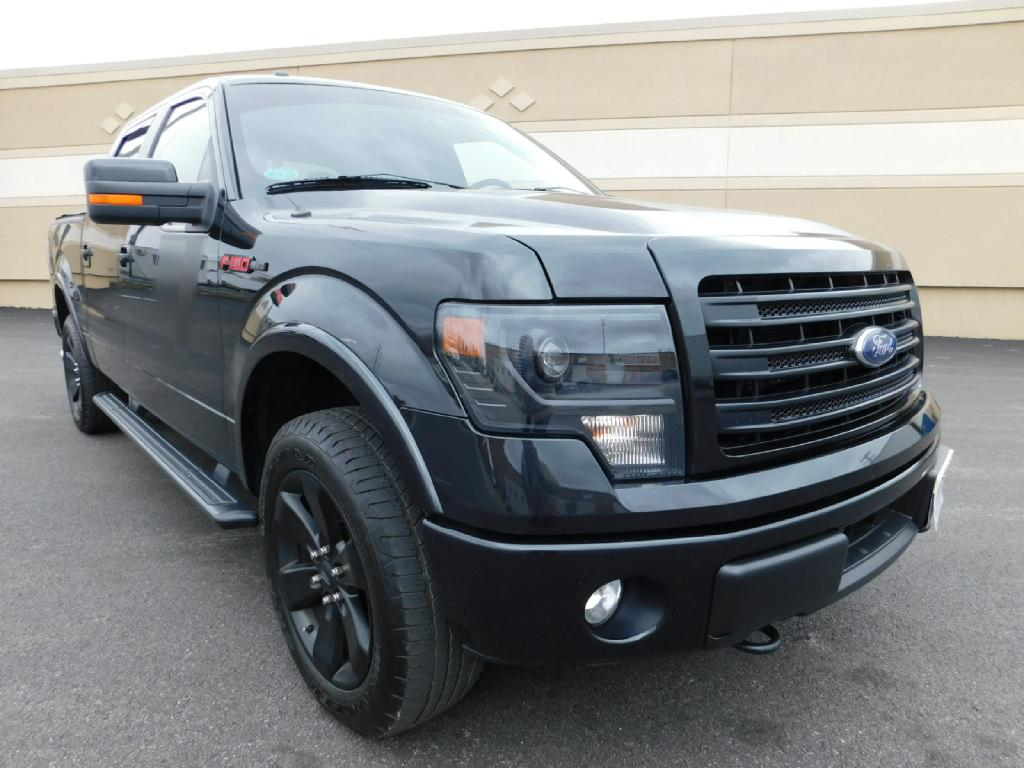 2014 FORD F150 FX4 SUPERCREW