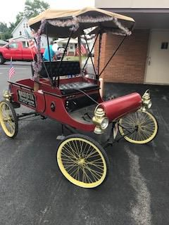 0 OLDSMOBILE 1903 REPLICA