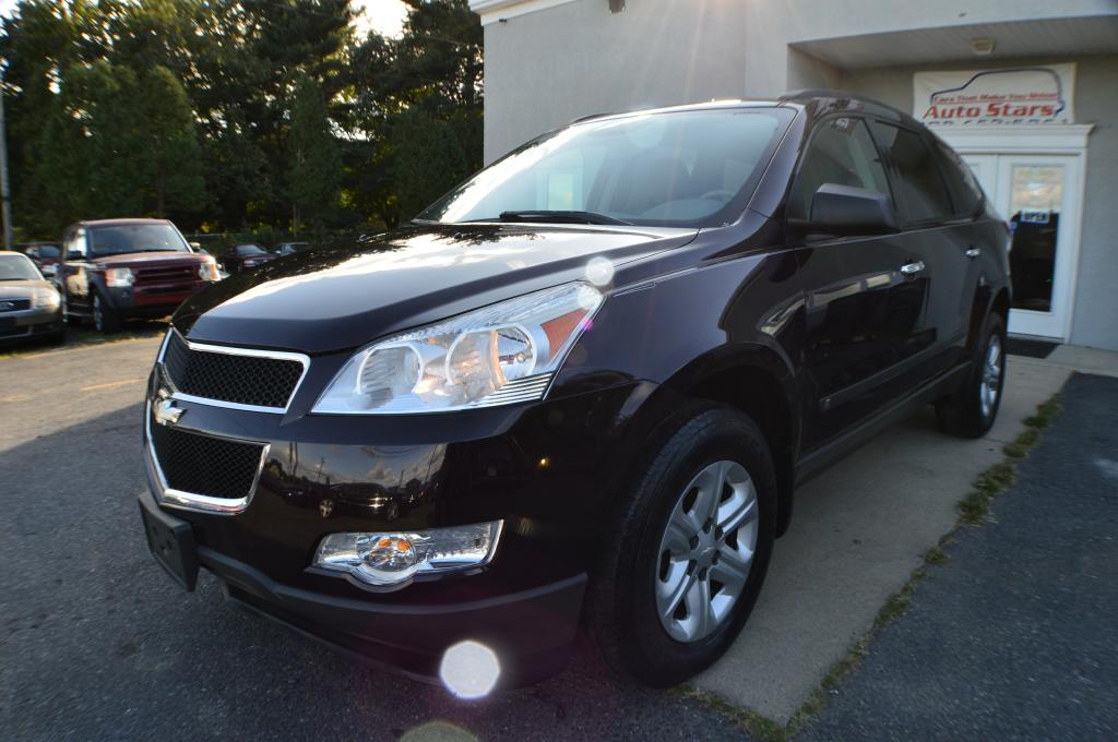 2010 CHEVROLET TRAVERSE 1GNLREED5AS140280 AUTO STARS LLC