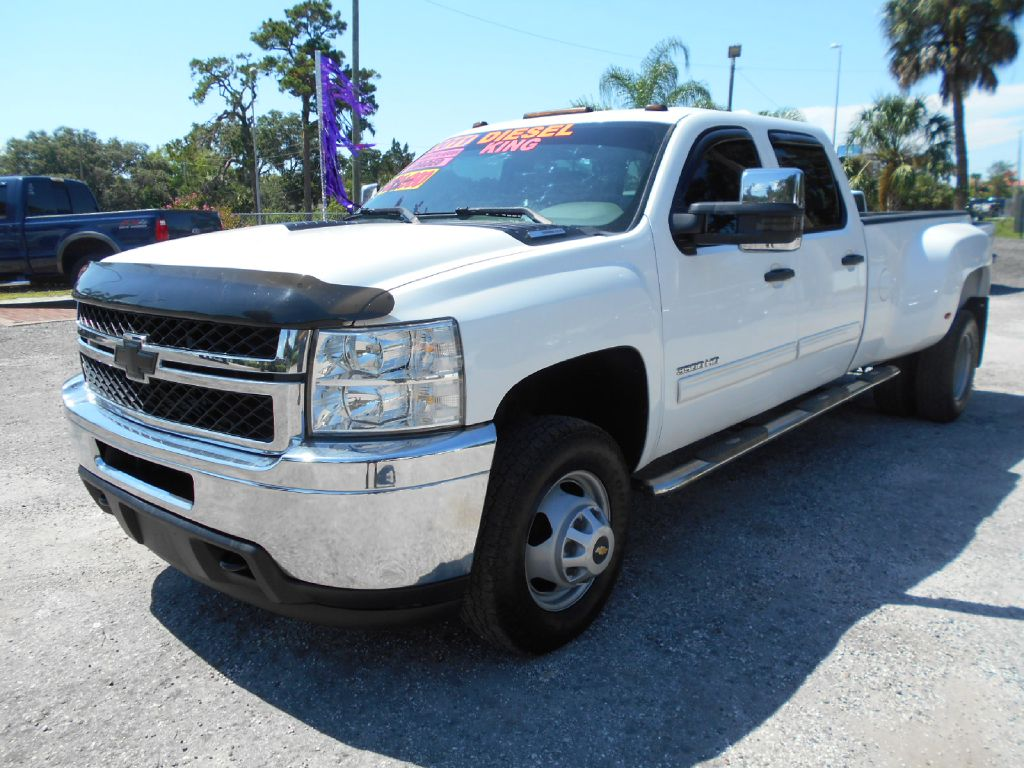 2011 CHEVROLET SILVERADO 3500 1GC4CZC83BF154975 JK AUTOMOTIVE GROUP