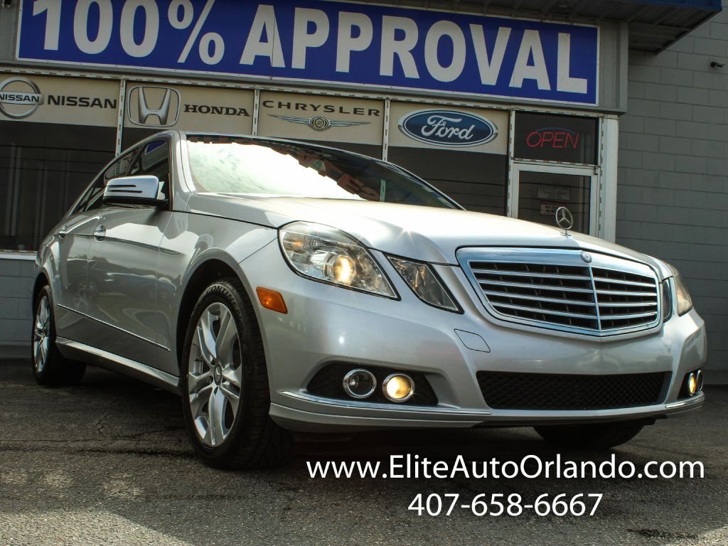2011 MERCEDES-BENZ E-350 WDDHF5GB8BA417309 ELITE AUTO SALES OF ORLANDO, LLC