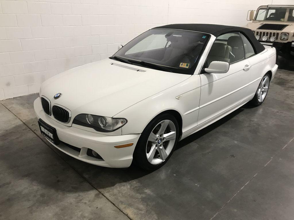 2006 BMW 325 WBABW33456PX83496 EURO AUTO SPORT