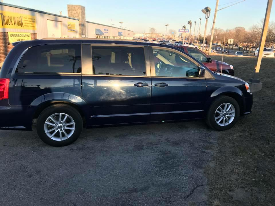 2014 DODGE GRAND CARAVAN 2C4RDGCG1ER344687 SELECT AUTO GROUP, INC.
