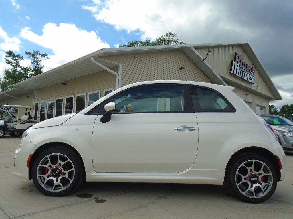 2012 FIAT 500 3C3CFFBR1CT140242 CENTRAL MINNESOTA SALES