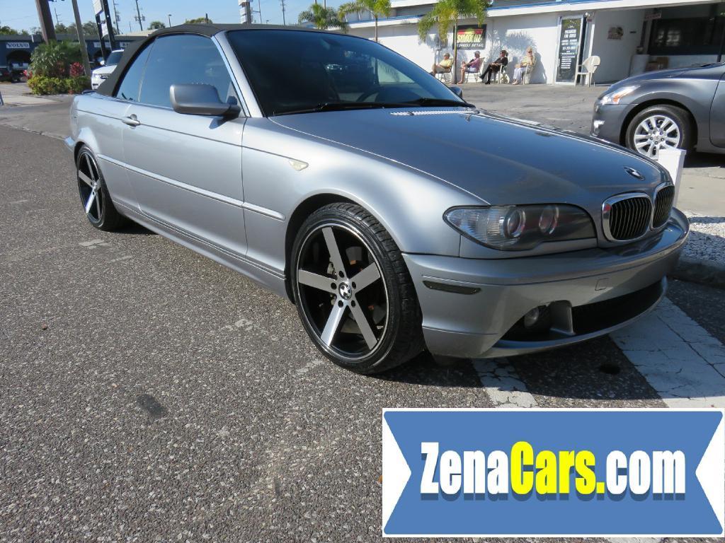 2006 BMW 325 WBABW33466PX88786 ZENA HOLDING LLC