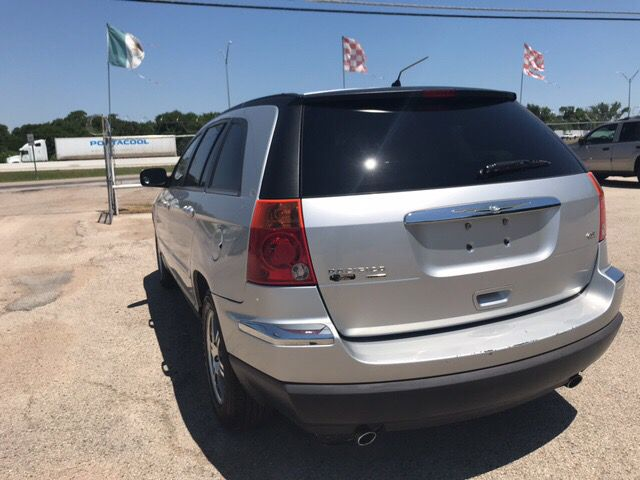 CHRYSLER PACIFICA TOURING 2007
