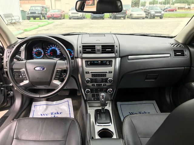 2011 FORD FUSION SEL for sale at Zombie Johns