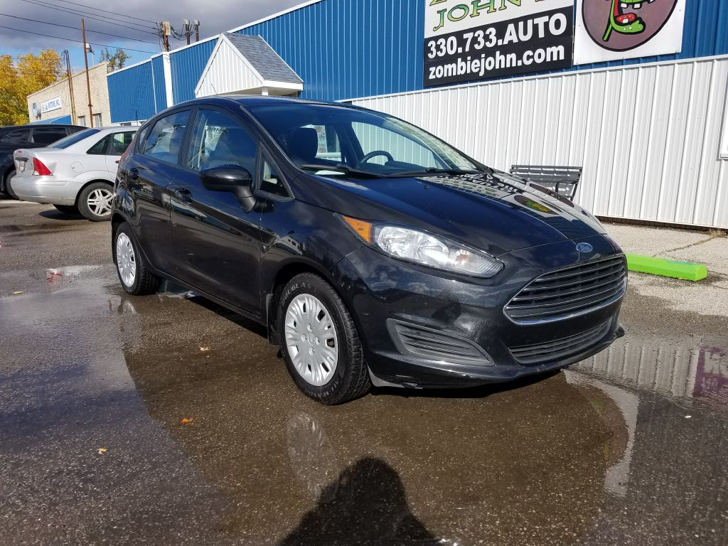 2014 FORD FIESTA S for sale at