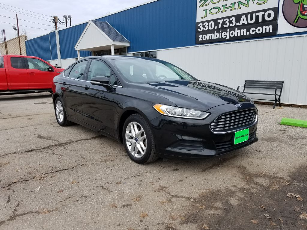 2014 FORD FUSION SE for sale at