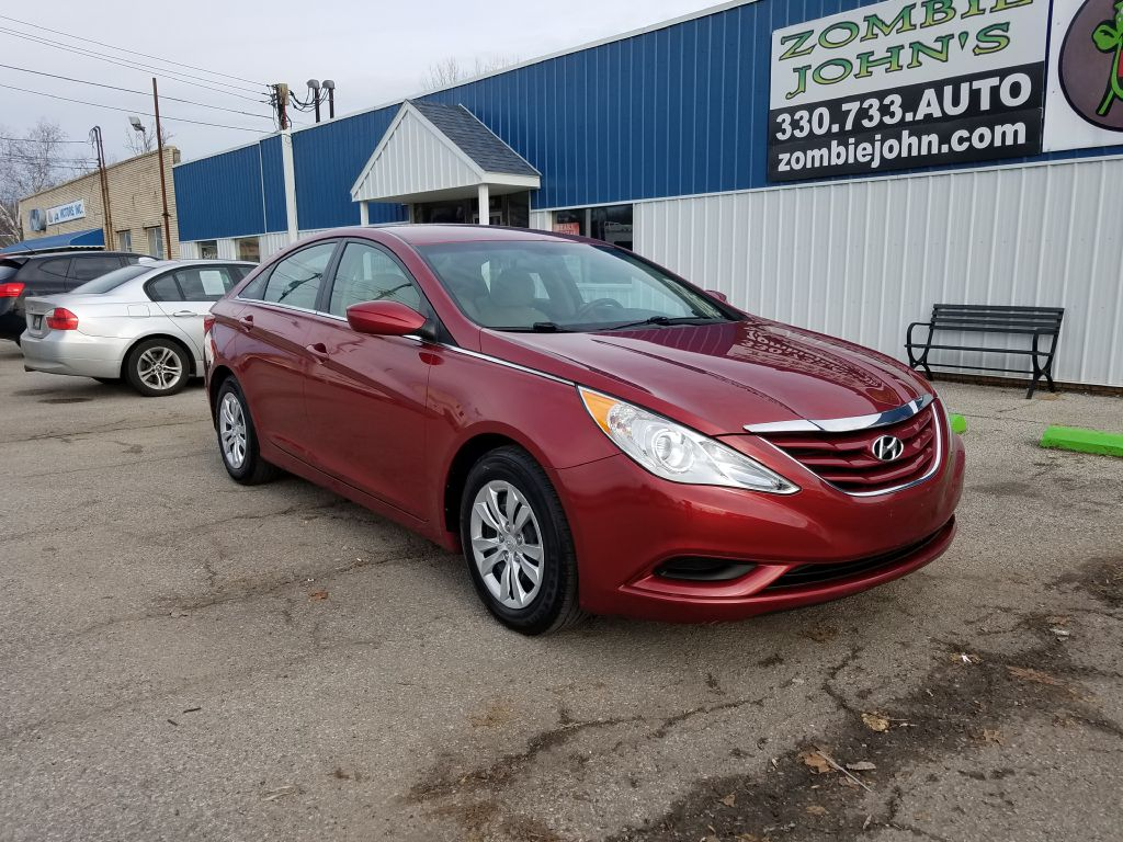 2012 HYUNDAI SONATA GLS for sale at