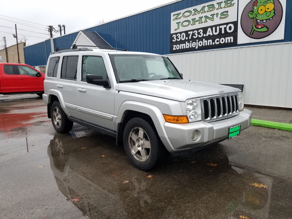 2010 JEEP COMMANDER SPORT for sale at