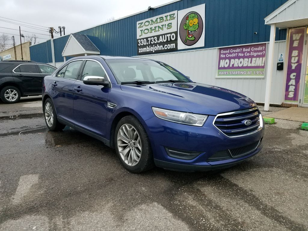 2013 FORD TAURUS LIMITED for sale at