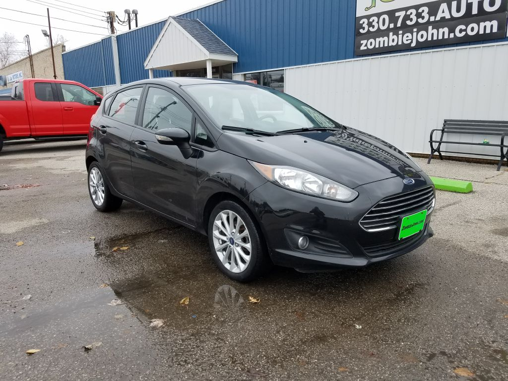 2014 FORD FIESTA SE for sale at