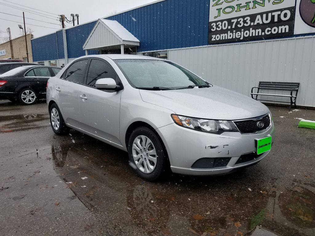 2012 KIA FORTE EX for sale at