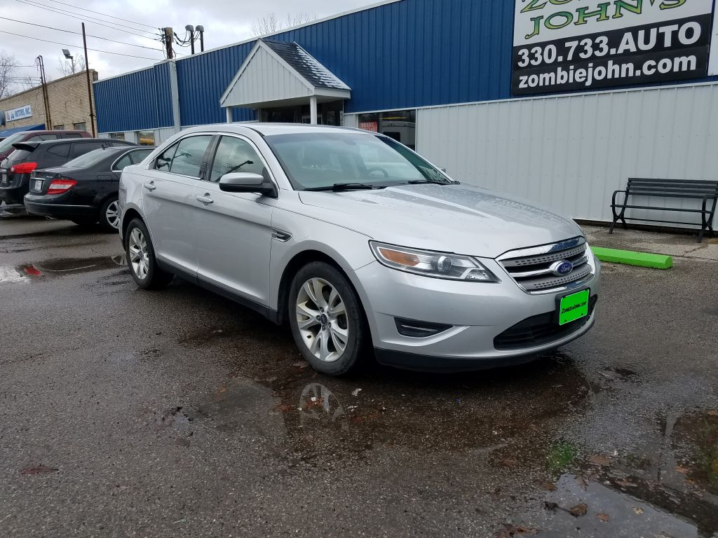 2012 FORD TAURUS SEL for sale at