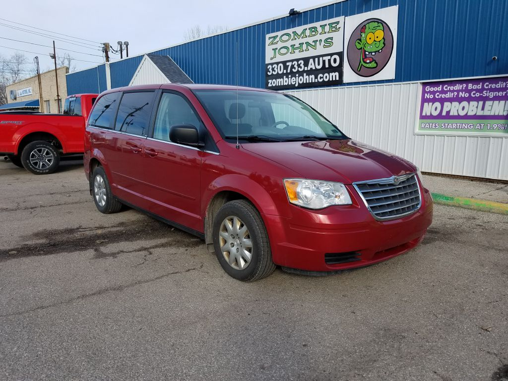 2009 CHRYSLER TOWN & COUNTRY LX for sale at
