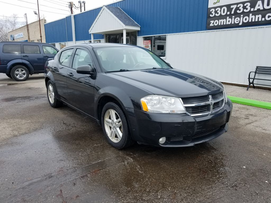 2009 DODGE AVENGER SXT for sale at
